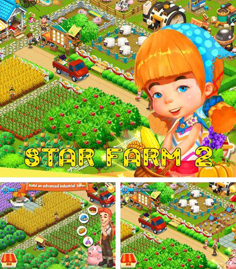 In addition to the game Cross fire for iPhone, iPad or iPod, you can also download Star farm 2 for free.
