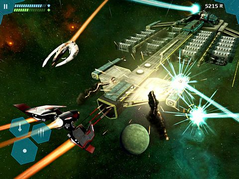 Capturas de pantalla del juego Star horizon para iPhone, iPad o iPod.