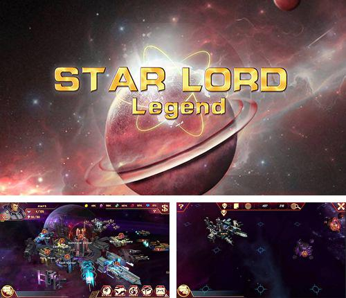 除了 iPhone、iPad 或 iPod 游戏,您还可以免费下载Star lord legend, 。