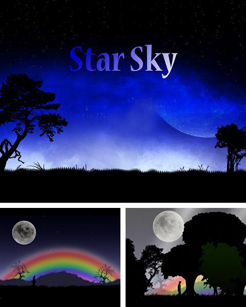 In addition to the game iChess 3D for iPhone, iPad or iPod, you can also download Star sky for free.