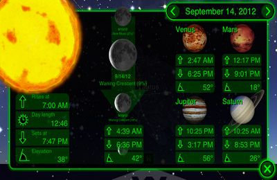 Download Star Walk – 5 Stars Astronomy Guide iPhone free game.