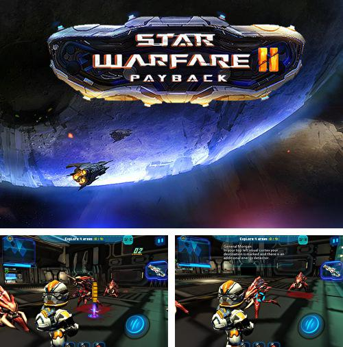 In addition to the game Bad Habit: Rehab for iPhone, iPad or iPod, you can also download Star warfare 2: Payback for free.