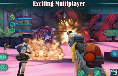 Descarga gratuita de Star Warfare: Black Dawn para iPhone, iPad y iPod.