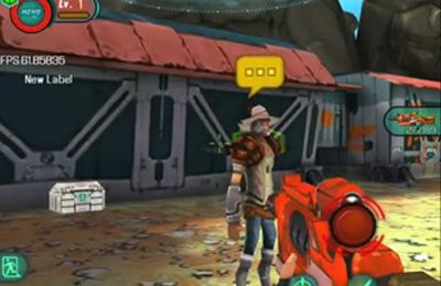 Screenshots of the Star Warfare: Black Dawn game for iPhone, iPad or iPod.