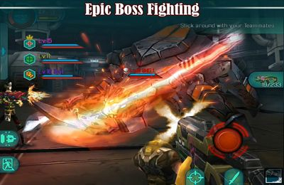 Écrans du jeu Star Warfare: Black Dawn pour iPhone, iPad ou iPod.