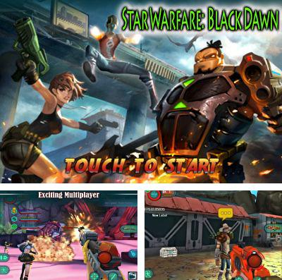 Скачать Star Warfare: Black Dawn на iPhone бесплатно
