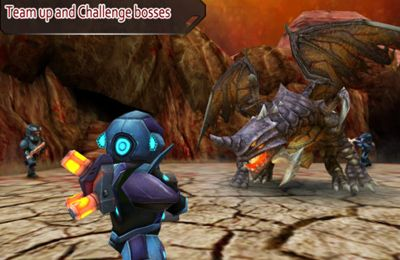 Kostenloser Download von Star Warfare:Alien Invasion für iPhone, iPad und iPod.