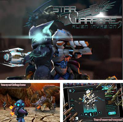 In addition to the game LostWinds 2: Winter of the Melodias for iPhone, iPad or iPod, you can also download Star Warfare:Alien Invasion for free.
