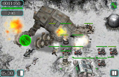 Download Star Wars: Battle for Hoth iPhone free game.