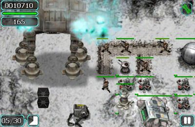 Kostenloser Download von Star Wars: Battle for Hoth für iPhone, iPad und iPod.