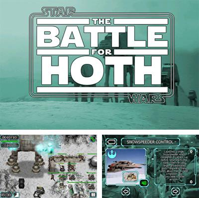 In addition to the game Desert rally for iPhone, iPad or iPod, you can also download Star Wars: Battle for Hoth for free.
