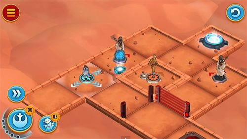 Descarga gratuita de Star wars: Heroes path para iPhone, iPad y iPod.