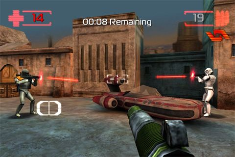 Download Star wars: Imperial academy iPhone free game.