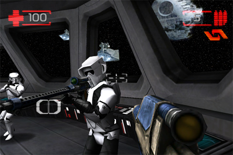 Descarga gratuita de Star wars: Imperial academy para iPhone, iPad y iPod.