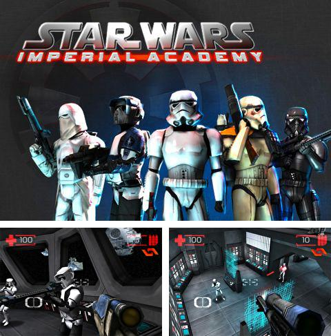 Скачать Star wars: Imperial academy на iPhone бесплатно