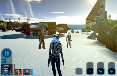 Скачати Star Wars: Knights of the Old Republic на iPhone безкоштовно.