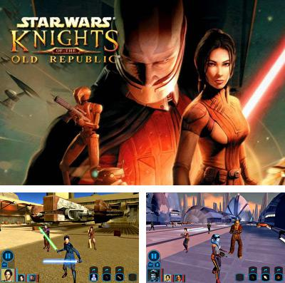 En plus du jeu Assaut de singes: Plein de bananes  pour iPhone, iPad ou iPod, vous pouvez aussi télécharger gratuitement Star Wars: Chevaliers de l'ancienne République , Star Wars: Knights of the Old Republic.