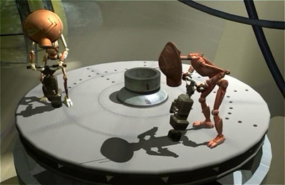 Download Star Wars: Pit Droids iPhone free game.