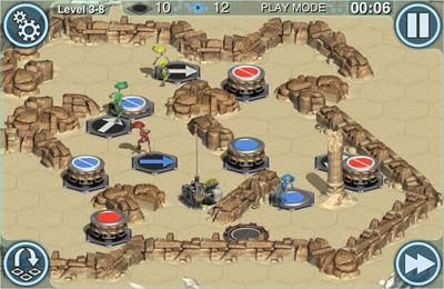 Descarga gratuita de Star Wars: Pit Droids para iPhone, iPad y iPod.