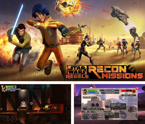 In addition to the game The myth seekers: The legacy of Vulcan for iPhone, iPad or iPod, you can also download Star wars rebels: Recon missions for free.
