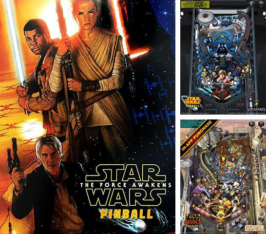 Скачать Star wars. The force awakens: Pinball 4 на iPhone бесплатно