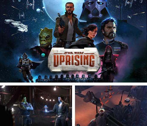 In addition to the game Temple Attack for iPhone, iPad or iPod, you can also download Star wars: Uprising for free.