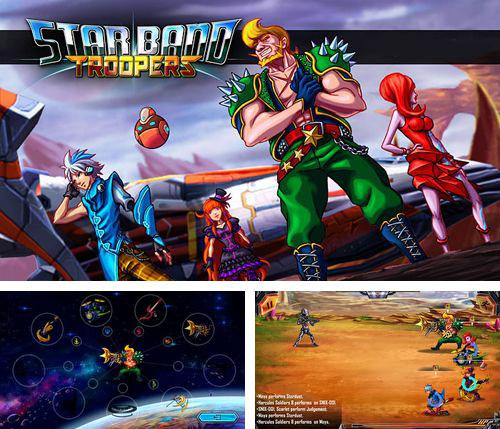 In addition to the game Dash quest 2 for iPhone, iPad or iPod, you can also download Starband troopers for free.