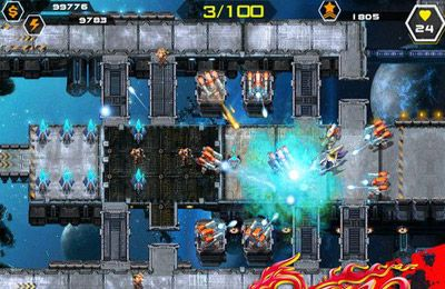 Download StarBunker:Guardians iPhone free game.