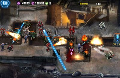 Download StarBunker:Guardians 2 iPhone free game.