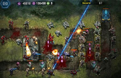Screenshots do jogo StarBunker:Guardians 2 para iPhone, iPad ou iPod.