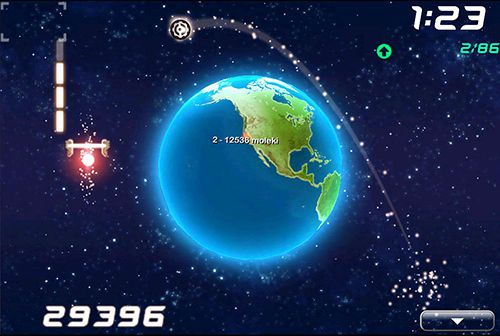 Screenshots of the Stardunk game for iPhone, iPad or iPod.