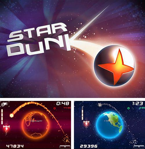 In addition to the game Revenge of toxic frog for iPhone, iPad or iPod, you can also download Stardunk for free.