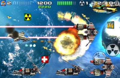 Download Starfighter Overkill iPhone free game.