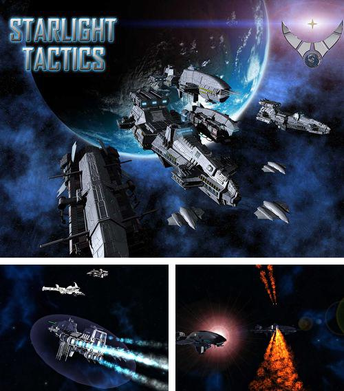 In addition to the game Violet storm for iPhone, iPad or iPod, you can also download Starlight tactics for free.