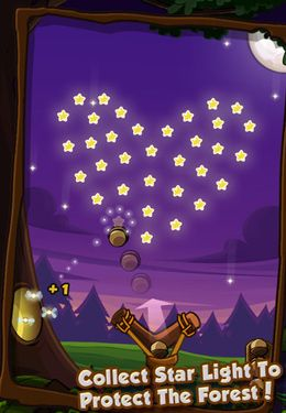 Capturas de pantalla del juego Starry Nuts para iPhone, iPad o iPod.