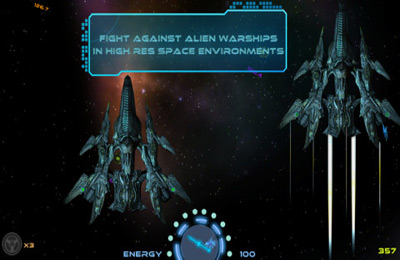 Free Starship Battles download for iPhone, iPad and iPod.