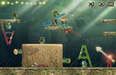 Capturas de pantalla del juego Stay Alight! para iPhone, iPad o iPod.