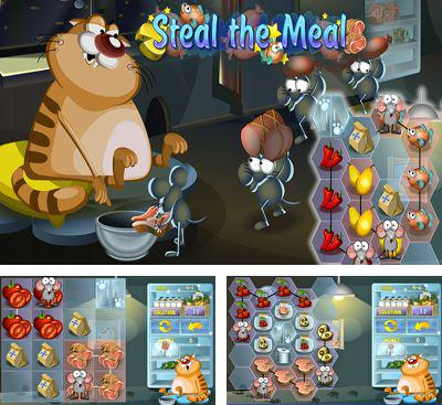In addition to the game 3HEROES for iPhone, iPad or iPod, you can also download Steal the Meal: Free Unblock Puzzle for free.