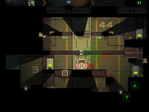 Descarga gratuita de Stealth Inc. para iPhone, iPad y iPod.