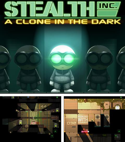 In addition to the game Zombies for iPhone, iPad or iPod, you can also download Stealth Inc. for free.