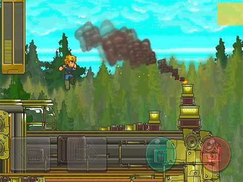 Screenshots of the Steam Punks game for iPhone, iPad or iPod.