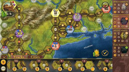 Free Steam: Rails to riches download for iPhone, iPad and iPod.