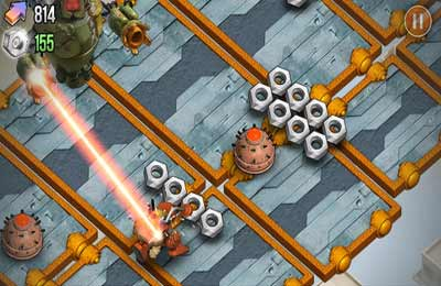 Capturas de pantalla del juego Steam Rush Game HD para iPhone, iPad o iPod.