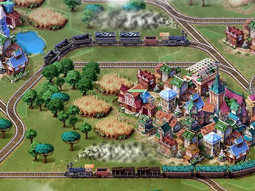 Download Steampower 1830: Railroad tycoon iPhone free game.