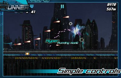 Download Steel Runner iPhone free game.