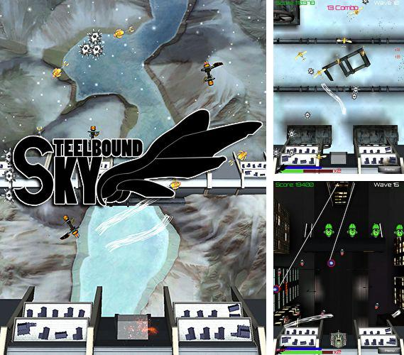 In addition to the game Space op! for iPhone, iPad or iPod, you can also download Steelbound sky for free.