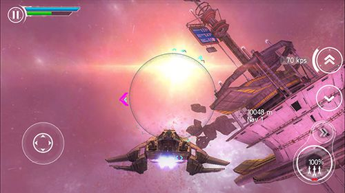 Download Stellar wanderer iPhone free game.