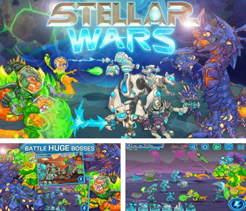 In addition to the game Pipe land roll for iPhone, iPad or iPod, you can also download Stellar Wars for free.