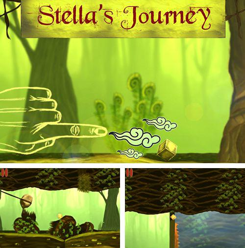 In addition to the game Legend of Tell for iPhone, iPad or iPod, you can also download Stella's Journey for free.
