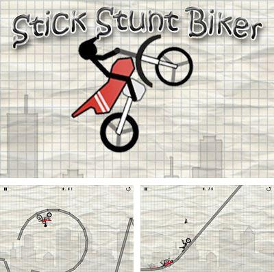 In addition to the game Nanosaur 2 for iPhone, iPad or iPod, you can also download Stick Stunt Biker for free.